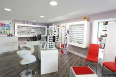 Opticien Gignac chez Amandine Optique en centre-ville (® SAAM fabrice CHORT)