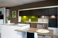 Cuisine équipée Montpellier chez Atelier C Clapiers qui propose des cuisines haut de gamme (® SAAM-fabrice Chort)