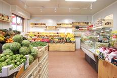 Primeur à Montpellier et produits régionaux Chez Fabien Montpellier dans le quartier des Beaux Arts au centre-ville (® Networld-fabrice chort)