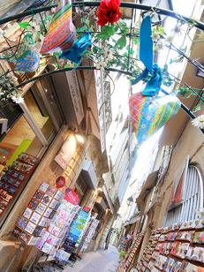 Images de Demain Montpellier Carterie et ses Magnifiques Encadrements au centre ville de Montpellier (® SAAM fabrice Chort)