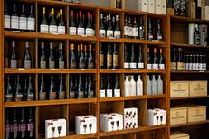 L'Epicerie de François Montpellier vend des vins au sein de l'épicerie fine en centre-ville  (® networld-fabrice Chort)