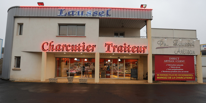 Charcuterie-Traiteur Laussel annonce l'arrivée de boudins blancs dès novembre