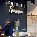 La boucherie-charcuterie Caizergues de Gignac annonce l'arrivée de grillades (® SAAM fabrice Chort)