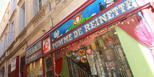 votre boutique de jouets Pomme de Reinette réouvre le 19 mai en centre-ville de Montpellier.(® SAAM fabrice CHORT)