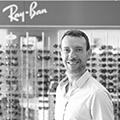 Eyes Optic Narbonne Boutique d'optique à prix réduits est dirigé par Antoine GILLE.(® SAAM fabrice CHORT)