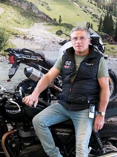 Pascal Moto Montpellier vend des motos neuves et d'occasion, de scooters et d'accessoires moto est dirigé par Yannick Pouget.(® SAAM-fabrice Chort)