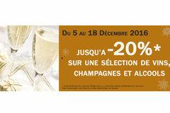 Cavavin Mauguio annonce un Bon Plan pour les Fêtes de fin d'année : Promo -20% sur vins, champagnes, whiskys et rhums