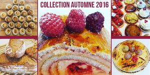 La Boulangerie Mas Saint Pierre Lattes annonces de nouvelles gourmandises d'automne sucrées et salées qui complètent les produits traditionnels.(® boulangerie mas saint pierre)