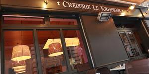 La Crêperie Le Kreisker sur Montpellier propose de savoureuses crêpes en centre-ville.(® networld-fabrice Chort)
