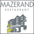 Le Mazerand vous attend le 20 mai en terrasse