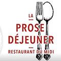 La Prose Déjeuner Pérols est un restaurant de midi qui propose une cuisine fait maison proche Auchan Pérols aux portes de Montpellier.