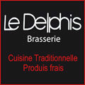 Le Delphis Lattes restaurant au centre-ville