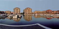 Port de plaisance de Lattes: le Port Ariane