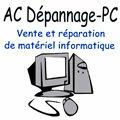 Logo de l'atelier-boutique AC Depannage PC au centre de Lunel