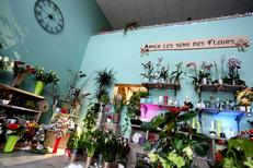 Aimer les sens des Fleurs Montpellier Fleuriste à Port Marianne(® SAAM-fabrice Chort)