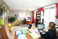 Vue de l'agence APEF Services à la personne au centre-ville de Lattes (credits photos :EDV-Fabrice Chort)