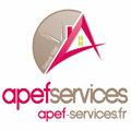 Logo de l'agence de Services a la personne Apef dans la ville de Lattes aux portes de Montpellier