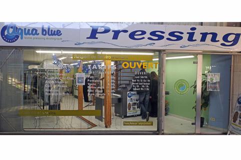 Aqua Blue Montpellier Pressing écologique (® Aqua Blue montpellier pressing écologique)