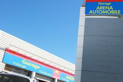 Arena auto Pérols un grand garage auto aux portes de Montpellier (® SAAM-Fabrice Chort)