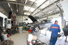 Arena Auto Pérols répare vos automobiles dans son garage aux portes de Montpellier (® networld-Fabrice Chort)