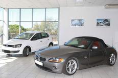 Arena Auto Pérols vend des voitures d'occasions aux portes de Montpellier au centre commercial Auchan (® networld-Fabrice Chort)