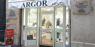 Argor Montpellier pour l'achat d'or et vente d'or et bijouterie en centre-ville  (® networld-fabrice Chort)