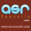 Logo du centre de formation dans les transports ASR Conseils sur la commune de Lunel