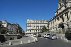 Association Foch Préfecture Montpellier est une association de commerçants en centre-ville, ici la Place de la Préfecture (® Association Foch Préfecture Montpellier)