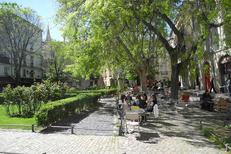 Association Foch Préfecture Montpellier est une association de commerçants et restaurateurs en centre-ville, ici la Place de la Canourgue (® Association Foch Préfecture Montpellier)