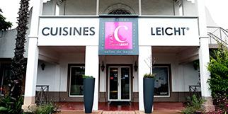 Atelier C Clapiers Cuisine haut de gamme allemande Leicht dans le showroom aux portes de Montpellier.(® SAAM-fabrice Chort)