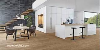 Atelier C Clapiers est un cuisiniste qui vend des cuisines haut de gamme allemande Leicht dans le showroom aux portes de Montpellier.