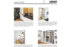 Atelier C Clapiers Cuisines Leicht - Communique de Presse 2018