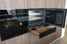Cuisine équipée Montpellier chez Atelier C Clapiers qui propose des cuisines haut de gamme (® Atelier C)