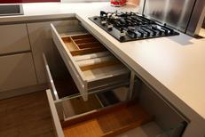 Cuisine haut de gamme allemande Montpellier chez Atelier C Clapiers qui propose des cuisines de luxe (® Atelier C)
