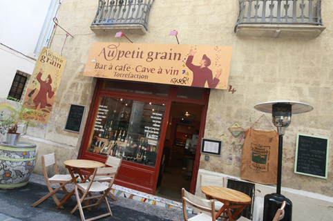 Cafe Grand Rue Villeneuve Les Maguelone