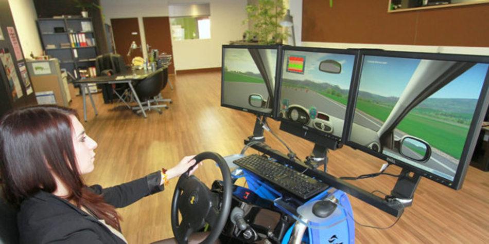simulateurs de conduites des auto coles easy permis dans les quartiers clemenceau et malbosc de. Black Bedroom Furniture Sets. Home Design Ideas
