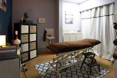 BeautyFull Institut Saint Gély du Fesc propose des soins esthétiques. Ici, l'une de ses cabines de soins. (® SAAM-Fabrice Chort)