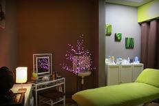 Institut Saint Gély du Fesc Beauty'full esthétique présente l'une de ses cabines de soins (® networld-Fabrice Chort)
