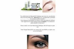 Institut Beauty'Full Saint Gély du Fesc propose la Teinture de cils Refectocil pour un résultat naturel jusqu'à 6 semaines (® beauty'full)
