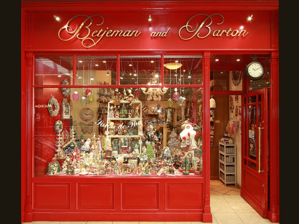 Betjeman and barton montpellier salon de th et boutique - Magasin deco montpellier ...