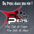 Logo de la salle de sport Body Peps sur la commune de Saint Bres