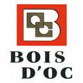 Logo du magasin specialiste des produits autour du Bois, Bois d'Oc sur la commune de Lattes aux portes de Montpellier
