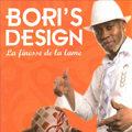 Logo de Bori's Design, salon de coiffure mixte proche de la Gare au centre-ville de Montpellier