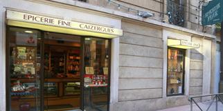 Epicerie fine Montpellier Caizergues avec des produits de qualité à manger, à boire et à offrir en centre-ville dans le quartier des Arceaux (® networld-fabrice chort)