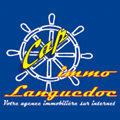 Cap Immo Languedoc, agence immobiliere specialiste des quartiers Antigone et Port Marianne a Montpellier - logo