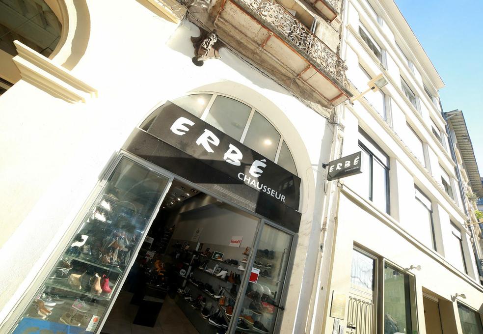 Erbé Montpellier Espace de la chaussure | Montpellier
