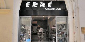 Chaussures Erbé Montpellier vend des chaussures femmes et hommes de marque en centre-ville (® erbé)