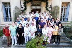 Clinique Le Castelet Centre de rééducation fonctionnelle à Montpellier présente son équipe qu vous reçoit à Saint Jean de Védas (® SAAM-Fabrice Chort)