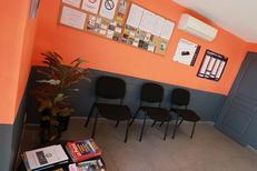Contrôle auto Mauguio MCTA34 est un centre de contrôle technique pour automobiles dans la ZAC la Louvade (® SAAM-fabrice Chort)