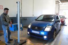 MCTA34 Contrôle technique auto Mauguio pour effectuer l'obligation du contrôle technique de votre véhicule (® SAAM-fabrice Chort)